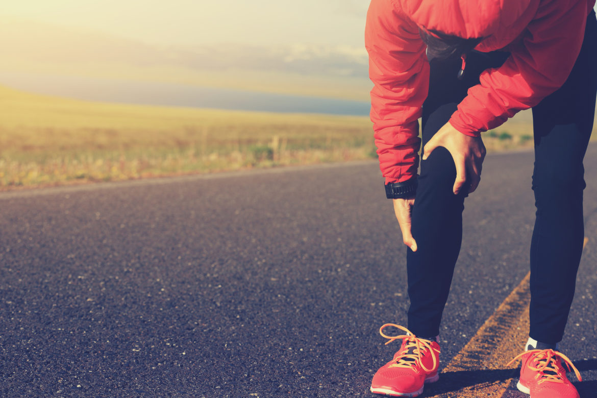 Knee pain running - Physiotherapy - Challenge Physio